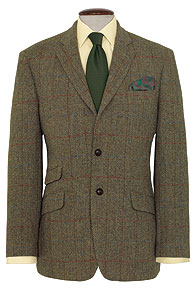rory jacket harris tweed
