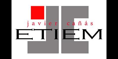 logo javier canas etiem